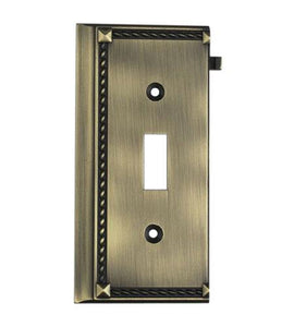 Elk Lighting 2507AB, Antique Bronze, Switch, End Section