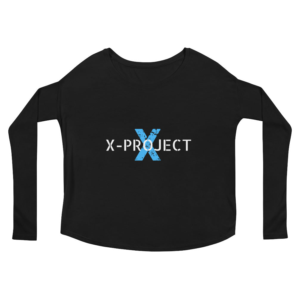 Stencil X-Project Long Sleeve Ladies