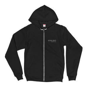New Zip Up - Embroidered