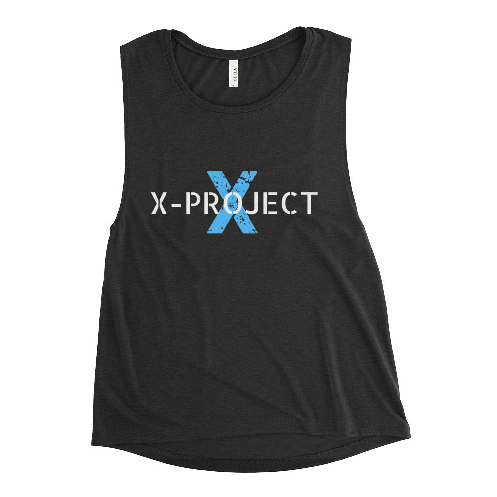 Stencil X-Project Muscle Tank