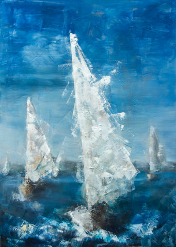 Bright Sails Inward Bound