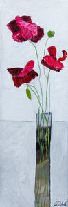 Poppy Study II-SOLD