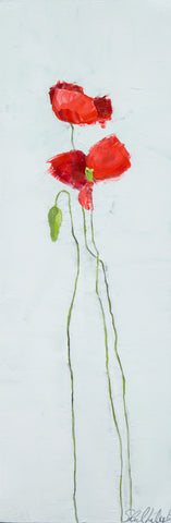 Poppy Study XV SOLD