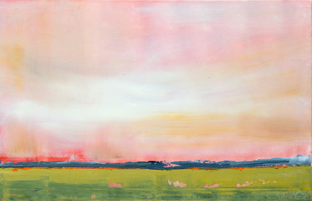 Sonnet I - Cold Sun Hot Sky SOLD