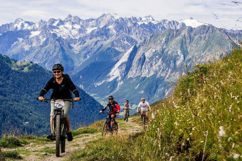 Verbier E-bike Week-ends