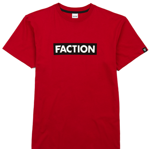 FACTION LOGO T-SHIRT
