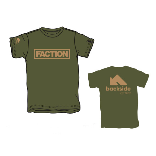 Faction Backside T-shirt