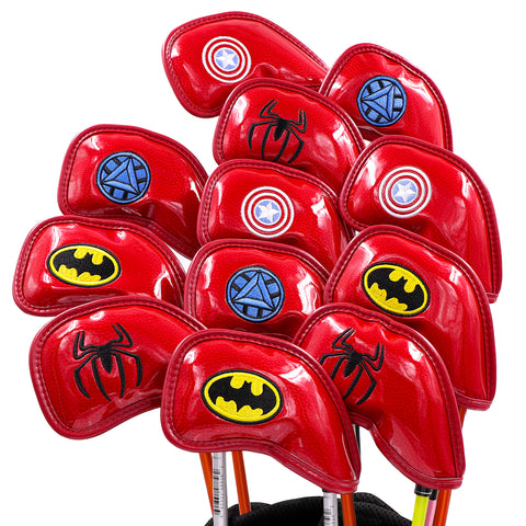Super Hero Golf Club Head Covers