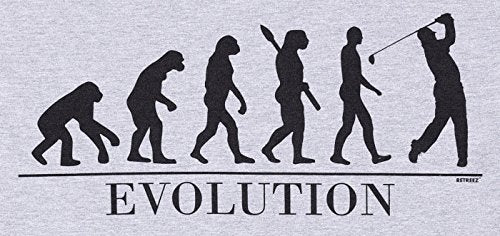 Evolution Golf Tshirt