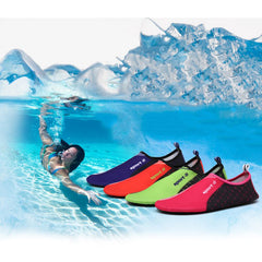 Summer Unisex Slip On Flexible Swim Wet Shoes
