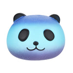Galaxy Panda Squishy - slow rising squishy toys