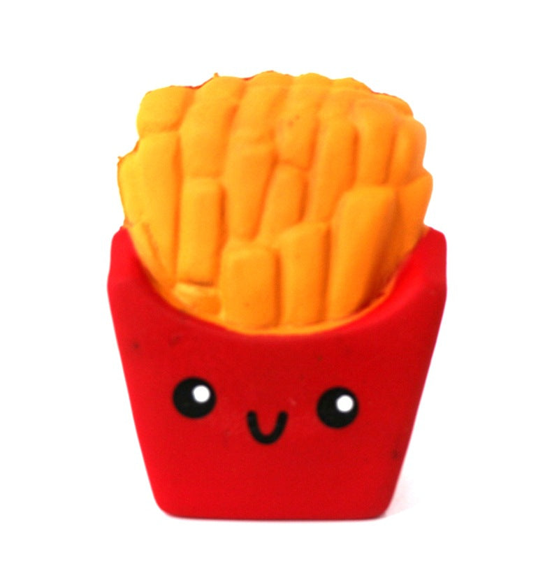 French Fry Squishy - slow rising squishy toys
