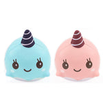 Whale Squishy - slow rising squishy toys