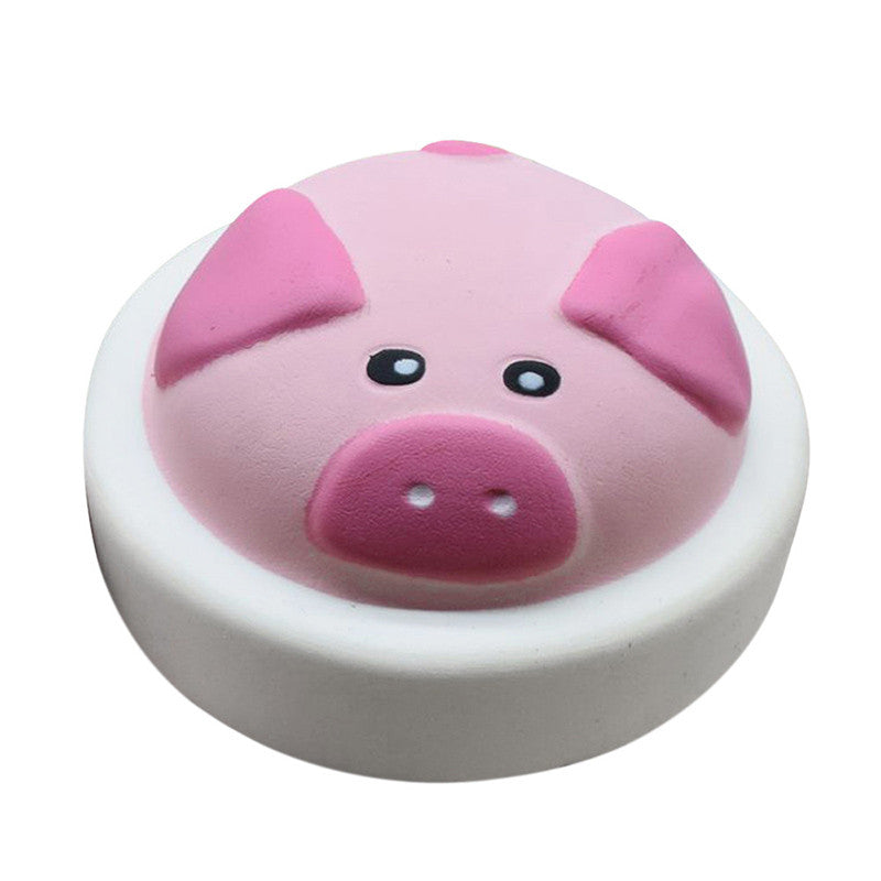 Pig Squishy - slow rising squishy toys