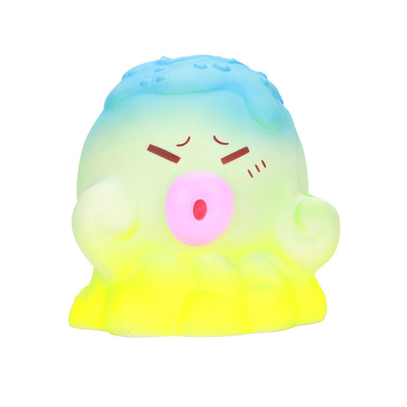 Octopus Squishy - slow rising squishy toys