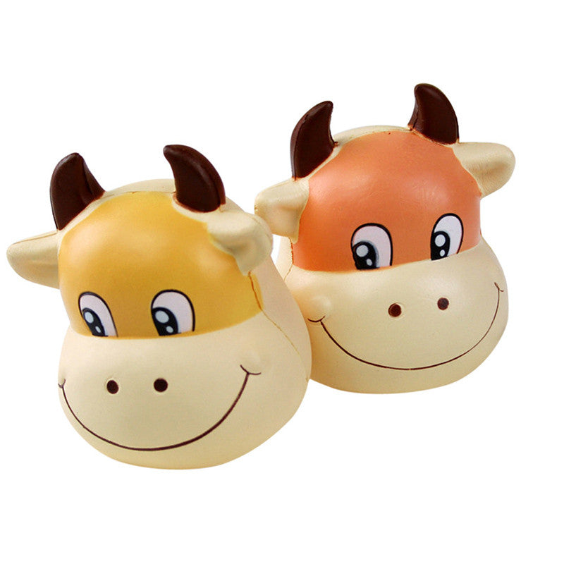 Bull Squishy - slow rising squishy toys