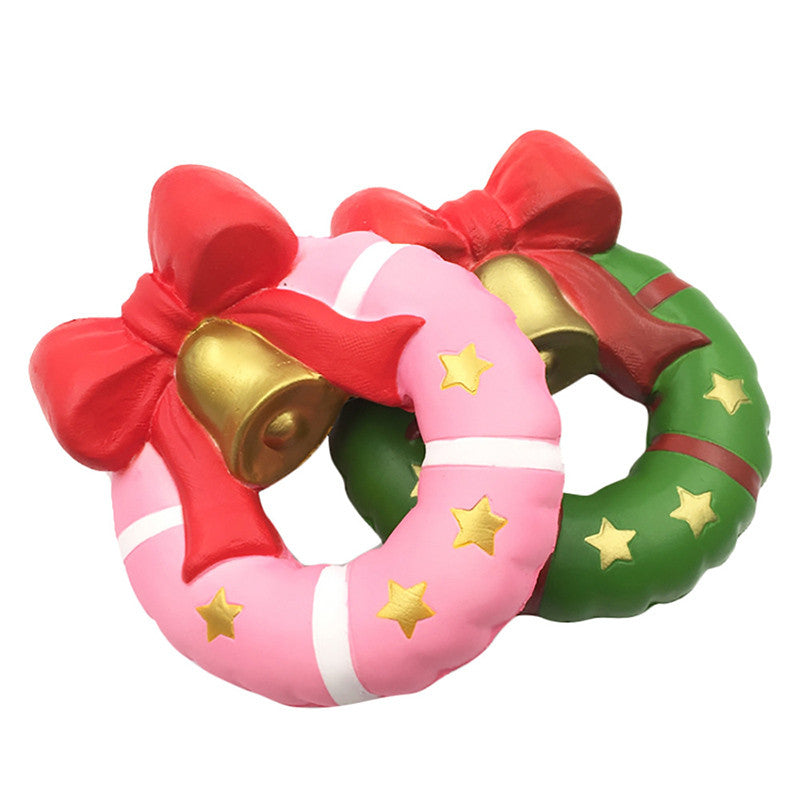 Wreath Squishy - slow rising squishy toys