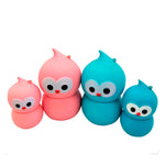 Jumbo Face Squishy - slow rising squishy toys