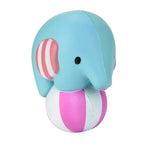 Jumbo Cute Elephant Squishy - slow rising squishy toys
