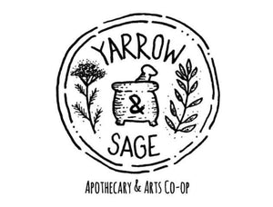 I just posted my Yarrow & Sage Schedule on Facebook