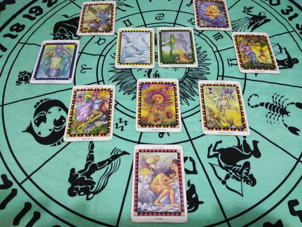 Relationship Tarot Card Readings