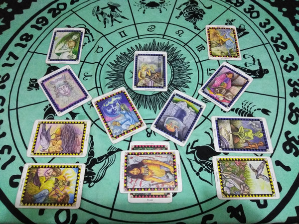Your Balance Tarot Card Readings
