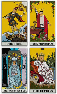Major Arcana Deck Cards
