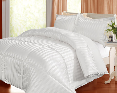 Kathy Ireland Reversible Down Alternative 3pc Comforter Set