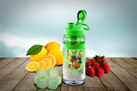 Tritan Fruit-Infuser Water Bottle 32 oz.