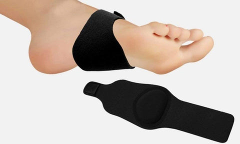 Plantar Fasciitis Arch Support Sleeve Cushion with Cold Gel Therapy