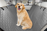 FurHaven Quilted Full Bench Car Seat Cover For Pets