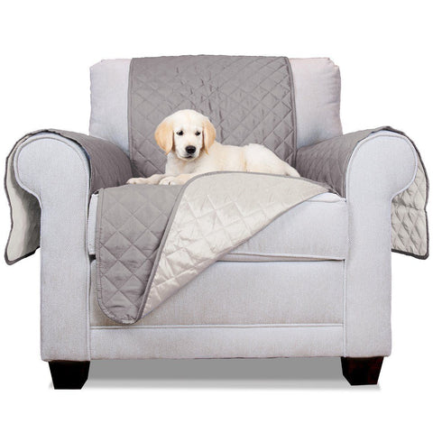 FurHaven Reversible Chair Protector For Pets