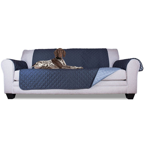 FurHaven Reversible Sofa Protector For Pets