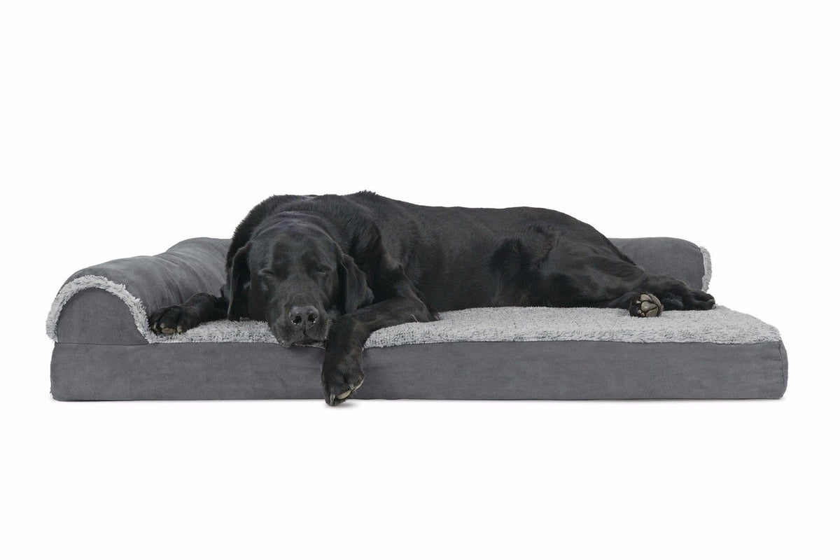 Deluxe Orthopedic Chaise Dog Couch Tippit