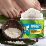 Moisturizing Foot Soak with Tea Tree Oil And Epsom Salt By 24K Organics