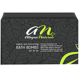 Alayna Essential Oil Fragrant Bath Bombs (6-Pack)