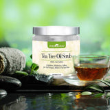 Pure Original Exfoliating and Moisturizing Tea Tree Oil Scrub (12 Oz.)