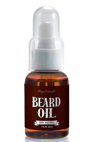 Premium Beard Oil and Leave-In Conditioner