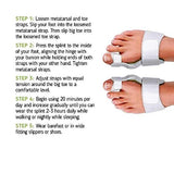 Bunion Corrector Splints