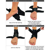 Breathable Neoprene Ankle Support