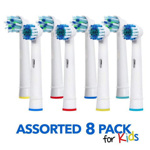 Generic Oral B Replacement Brush Heads – 8 Pack