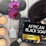 Organic Aftican Black Soap
