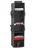Signature Home Brands 6-Shelf Clothing Organizer
