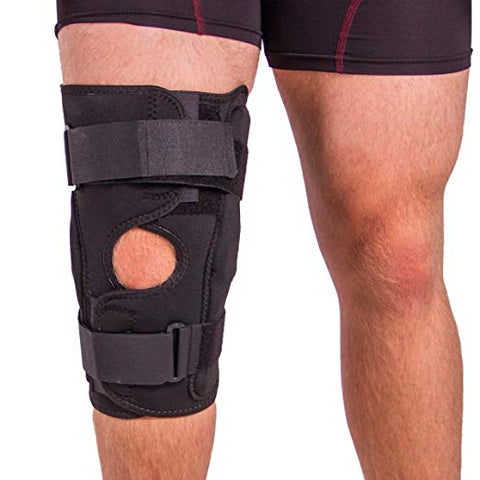 Breathable Compression Knee Support Brace