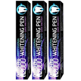 DentaPro 2000 Teeth Whitening Pens (3-Pack)