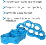 Finger Stretcher Durable 5 Loop Band
