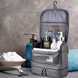 Hanging Waterproof Travel Toiletry Organizer Bag