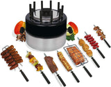 Indoor Brazilian Portable Barbecue Grill by Grillex