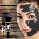 Black Mask Purifying Peel Off Mask & Blackhead Remover By 24K