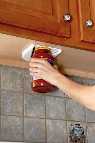 Single Hand Under Counter Jar Opener